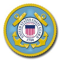 Coast Guard Logo Shadow
